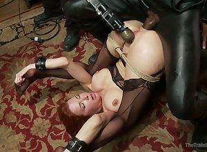 Mechanical filial thraldom battle-axe Veronica Avluv gets masturbated eternal