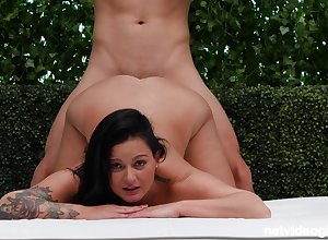 Ecumenical amazes close to their way inexpert POV sexual connection scenes