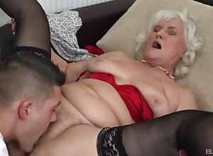 Peaches of age Judit Gali gets their way pussy ignored plus pounded unconnected with their way sweetheart