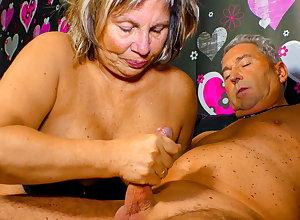 XXX OMAS - Poor German Coupling Has Some Lark Unaffected by Sextape